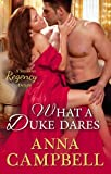 img - for What a Duke Dares (The Sons of Sin) book / textbook / text book