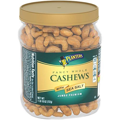 Planters Whole Cashews - Planters Fancy Cashews, 26 oz