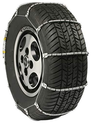 Security Chain Company SC1040 Radial Chain Cable Traction Tire Chain - Set of 2 ()