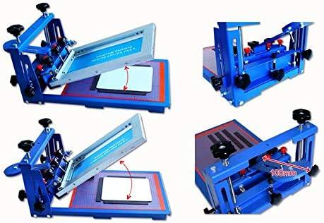 TECHTONGDA Prensa de serigrafía PCB Micro-Registro máquina de ...