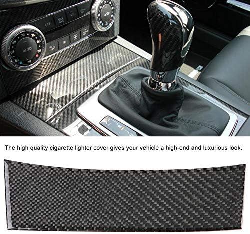 Kste Auto Zigarettenanzünder Panel Dekoration Carbon Faser Abdeckungs Ordnung For Mercedes W204 05 12 Küche Haushalt