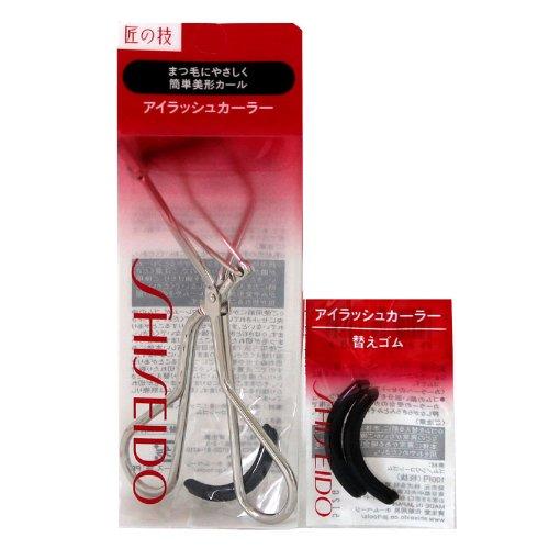 Shiseido Eyelash Curler + Refill Set