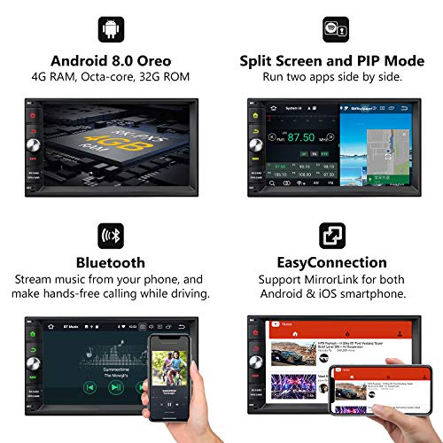 Double Din Car Stereo DVD Player,Android Car Stereo,Android