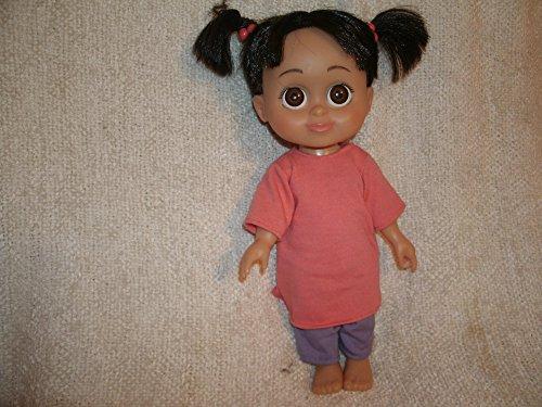 Original Disney 2001 Monsters Inc. Babblin Baby Boo 12 Talking & Singing Doll (Monsters Inc Talking Doll compare prices)