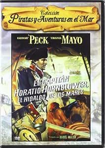 El Hidalgo De Los Mares [DVD]