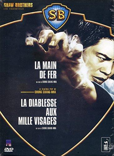 - Coffret Shaw Brothers - Le cinéma pop de Chung Chang-Wha - La main de fer + La diablesse aux mille visages