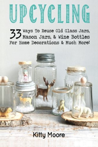 Upcycling Reuse Glass Bottles Decorations product image
