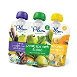 Plum-Organics-Stage-2-Organic-Baby-Food-Fruit-and-Veggie-Variety-Pack-4-ounce-pouch-Pack-of-18