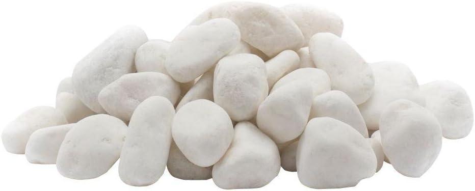 Piedras decorativas Royal Sapphire Big White Stones con piedras ...