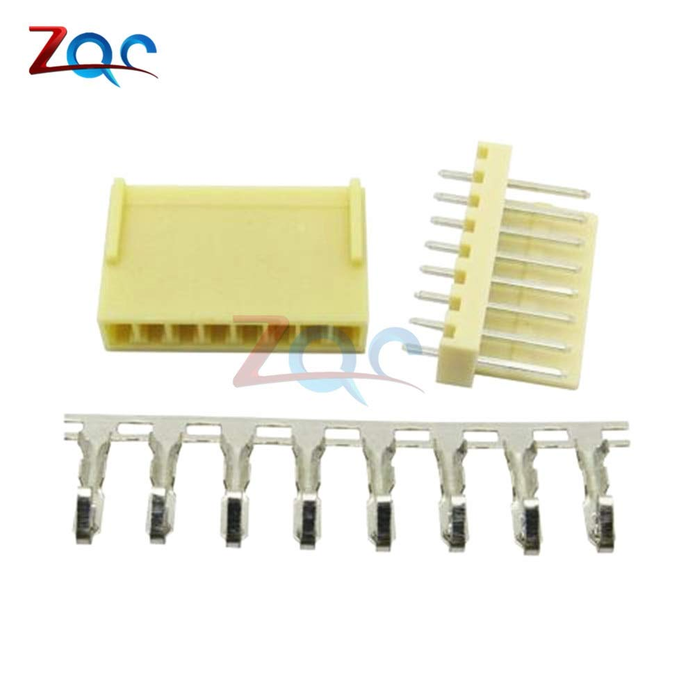 20* KF2510-2P 2.54mm Female Pin Terminals /&10*Header /&10*Housing Connector Kits