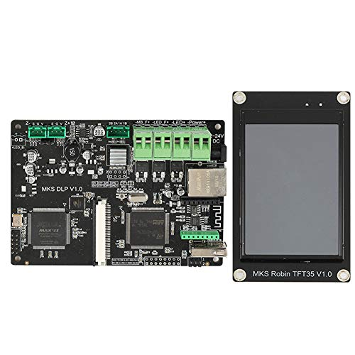 Centeraly Kit de Panel Controlador Principal para Impresora 3D con ...