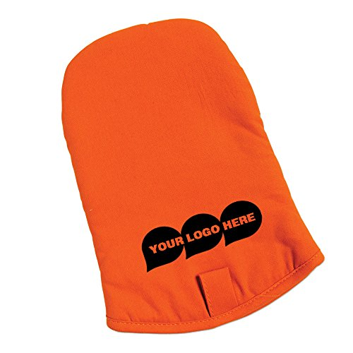 Easy-on Ad-Mitt W/ Grip - 150 Quantity - $1.29 Each - PROMOTIONAL PRODUCT / BULK / BRANDED with YOUR LOGO / CUSTOMIZED by CloseoutPromo