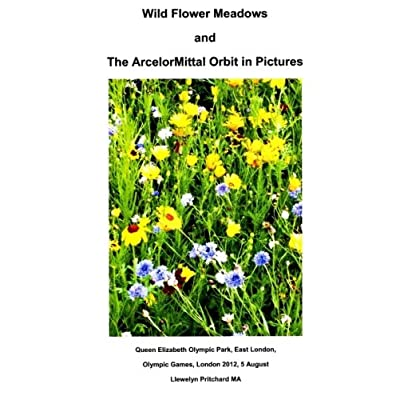 Wild Flower Meadows and the ArcelorMittal Orbit in Pictures: Olympic Legacy: Volume 18 (Photo Albums)