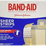 Band-Aid Plastic Comfort-Flex Assorted Bandage Value Pack