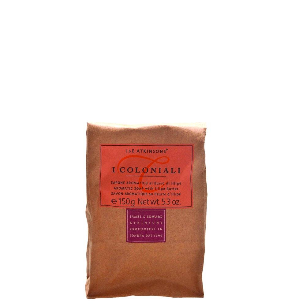 I Coloniali Sapone Aroma Coccio al Burro di Illipè 150 gr, 1 pezzo Atkinsons 81012196