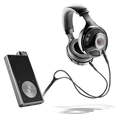 Price comparison product image Focal Utopia High-Fidelity Open-back Circum-aural Headphones with FREE Questyle QP2R High-Res Portable DAP