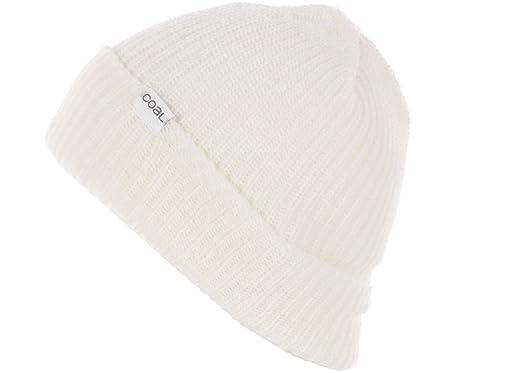 Amazon.com  Coal Stanley Fold Beanie Off White  Clothing d29316261535