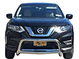 Nissan Off-Road Bumpers - VANGUARD Off Road VGUBG-1111-1171SS Multi-fit Bumper Guard Stainless Steel Sport Bar