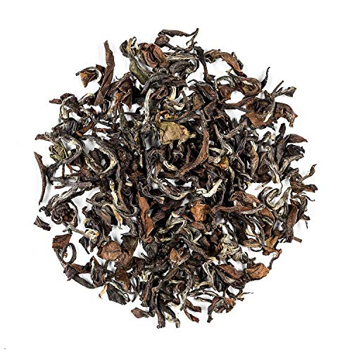 Oriental Beauty Taiwan Oolong Tea - Dongfang Meiren Taiwanese Wu Long Tea - White Tip Oolong Tea - 50g 1.76 ()