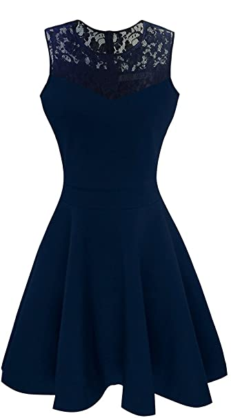 The 8 best short blue dresses under 100