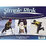 Simple Rink 10' x 20' Backyard Skating Rink