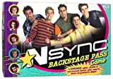 Nsync Backstage Pass Game by Patch