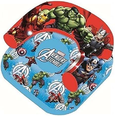 Nueva hinchable, diseño de superhéroes de Marvel Avengers Kids – Silla Playa Piscina Tumbona Asiento Individual sofá: Amazon.es: Hogar
