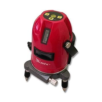 45fa48a01a04c Nível a Laser Automático 5 Linhas - Mtx  Amazon.com.br  Ferramentas ...