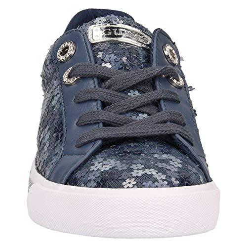 Guess Guess Sneakers den12 Flmgg1 Sneakers Blu d5qv7dUx