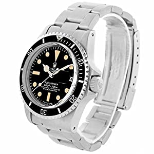 Rolex Vintage Collection automatic-self-wind mens Watch 1680 (Certified Pre-owned)