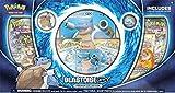 Pokemon Blastoise-Gx Premium Collection Box| 3 Foil Cards | 6 Booster Pack