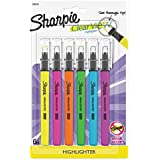 Sharpie Clear View Highlighter6ct - Multicolor