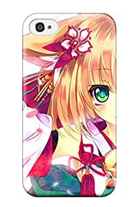 QKPblaB10875OQXdn LeeJUngHyun Animal Ears Blondefang Foxgirl Japanese Mask Original Shirokitsune Wink Feeling Iphone 5s On Your Style Birthday Gift Cover Case
