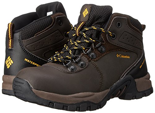 37bcbab05de Columbia Youth Newton Ridge Waterproof Hiking Boot (Little Kid/Big ...