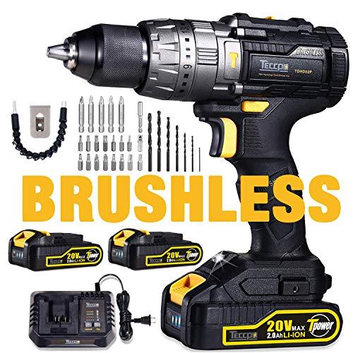 Brushless Drill Driver 20V MAX