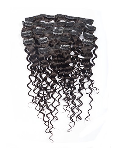 28 inch curly extension clip in - 6