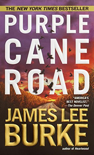 Purple Cane Road (Dave Robicheaux Book 11) cover