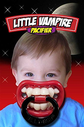 Lil Vampire - BILLY BOB BABY PACIFIER DUMMY SOOTHER BINKY ...