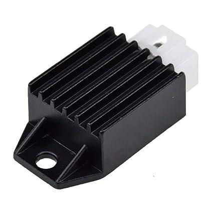 Voltage Regulator Rectifier 4 Pin For Tao Tao ATA 110 DATA135 125 Coolster 110CC ATV 3050B 3050B 2 3050C 3050D Roketa Kazuma Meerkat 50cc Falcon 90cc