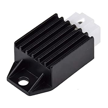 Voltage Regulator Rectifier 4 Pin for Dazon Raider Kandi 150cc KD-150R on