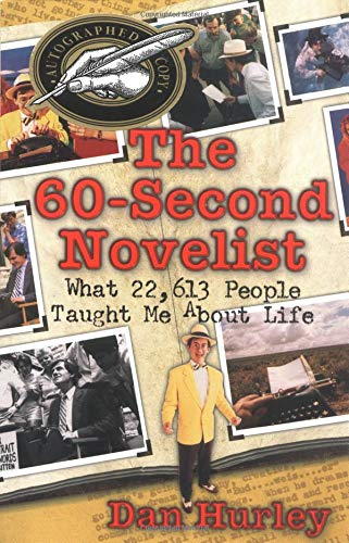 The 60-Second Novelist: What 22,613 People Taught Me About Life