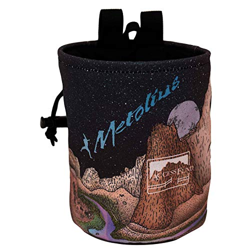 Metolius Access Fund Destination Chalk Bag Smith One Size (Chalk Metolius Bag)