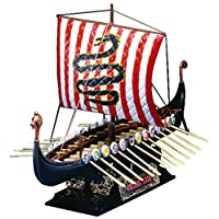 # 3 Viking Ship 9th Century AOS43172 por AOSHIMA