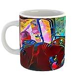 Westlake Art - Coffee Cup Mug - Profession Trucker - Modern Abstract Artwork Home Travel Office Birthday Gift - 11oz ( fe619 3a313)