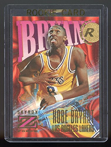 new concept ba884 e07a2 1996-97 Z-Force  142 Kobe Bryant LA Lakers Rookie Card - Mint Condition  Ships in a Brand New Holder