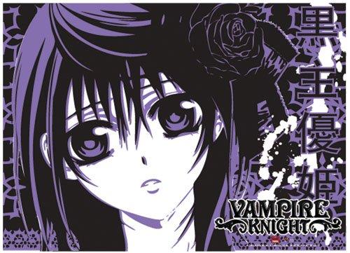 Great Eastern Entertainment Vampire Knight Yuuki Wall Scroll, 33 by (Vampire Knight Anime)