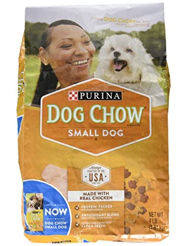 Purina Dog Chow Little Bites Indoor 4