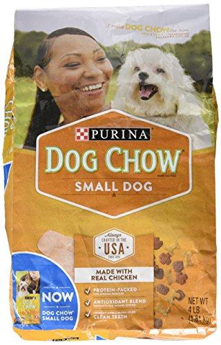 DOG CHOW LITTLE BITES INDOOR 4