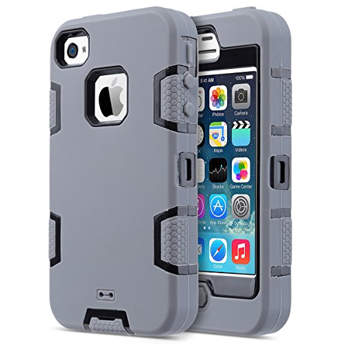 KNOX ARMOR iPhone 4 Case,Apple iPhone 4 4S - Iphone 4s Cases For Men