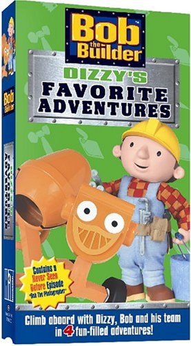 dizzys-favorite-adventures-vhs